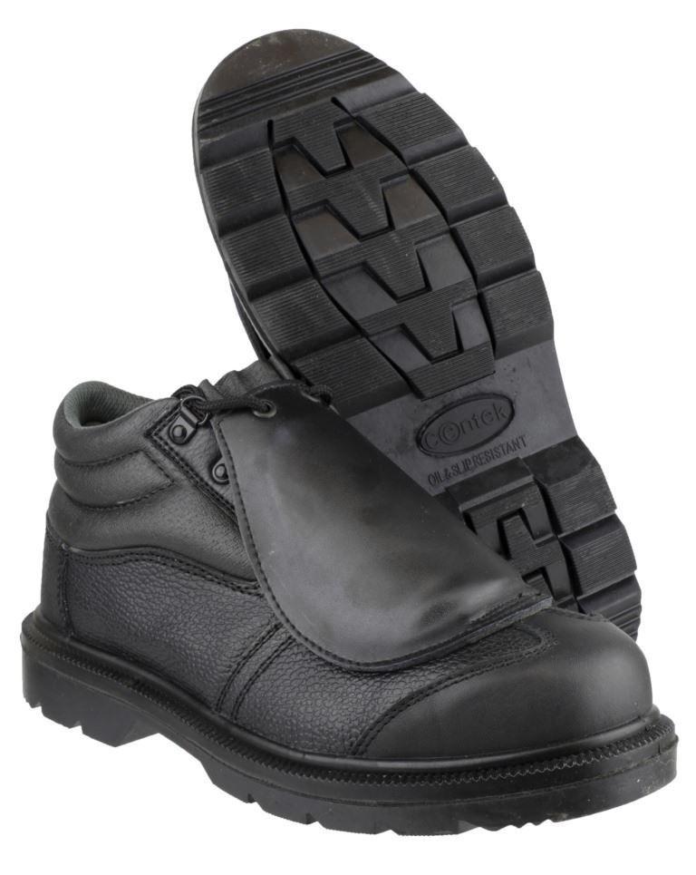 Centek FS333 Metatarsal Protection Boot - Black