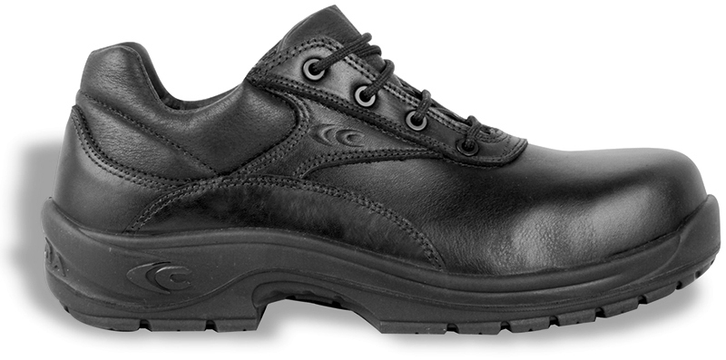 Cofra Alexander Water Repellent Breathable S3 Safety Shoe, Metal-Free
