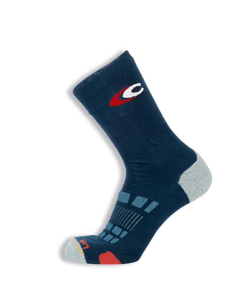 Cofra CC-000-00 Top Summer Moisture Wicking Reinforced Breathable Work Padded Socks