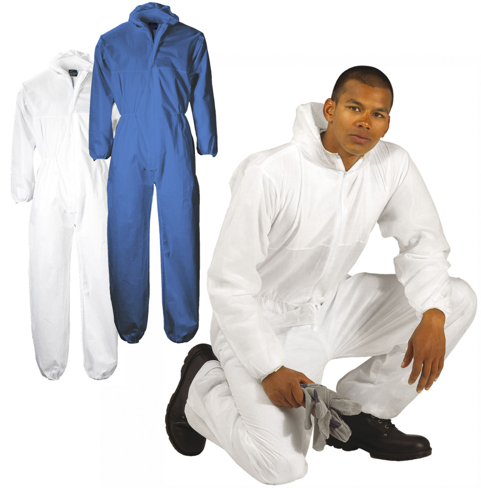 Portwest ST11 Polypropylene Coverall 40G Pack of 120
