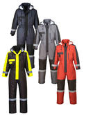 Portwest S585 Winter Waterproof Coverall