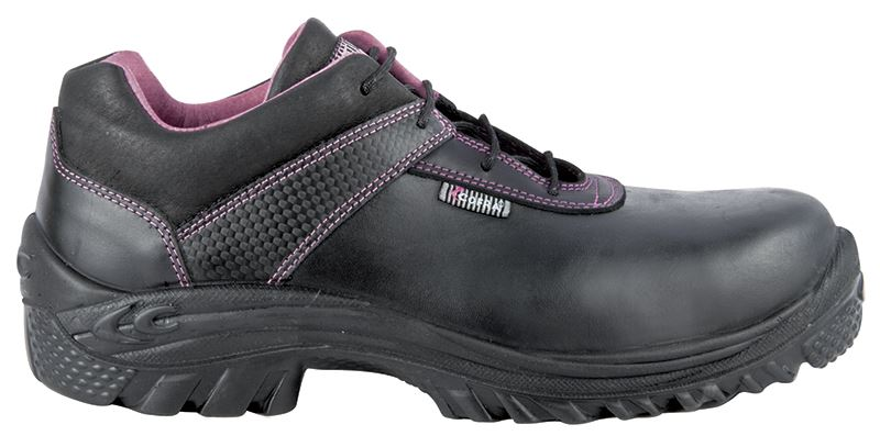 Cofra Elenoire Breathable Leather Metal Free Womens S3 Safety Shoe