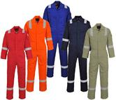 Portwest FR21 Anti-Static Coverall