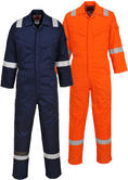 Portwest FR22 Insect Repellent FR Coverall