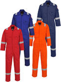 Portwest FR28 Lightweight Antistatic Coverall