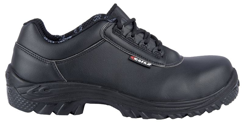 Cofra Helium S3 Metal Free Chemical & Slip Resistance Safety Shoe