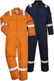 Portwest FR52 Padded Winter Anti-Static Coverall