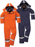Portwest FR53 Flame Retardant Winter Coverall