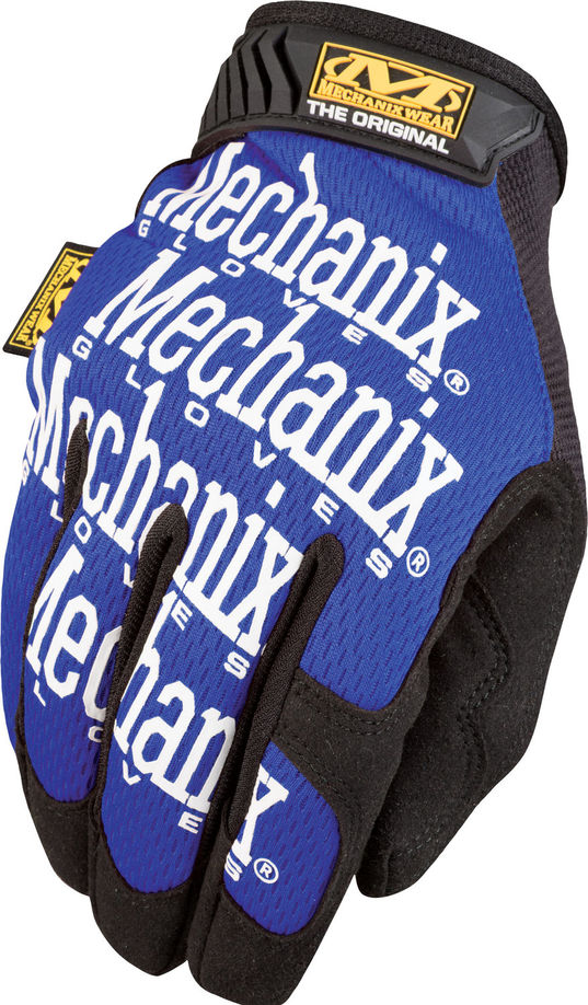 Mechanix Mg-03-010 Synthetic Leather Palm Grip Original Work Gloves