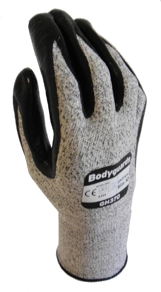Polyco Cut Resistant Work Gloves Cut 5