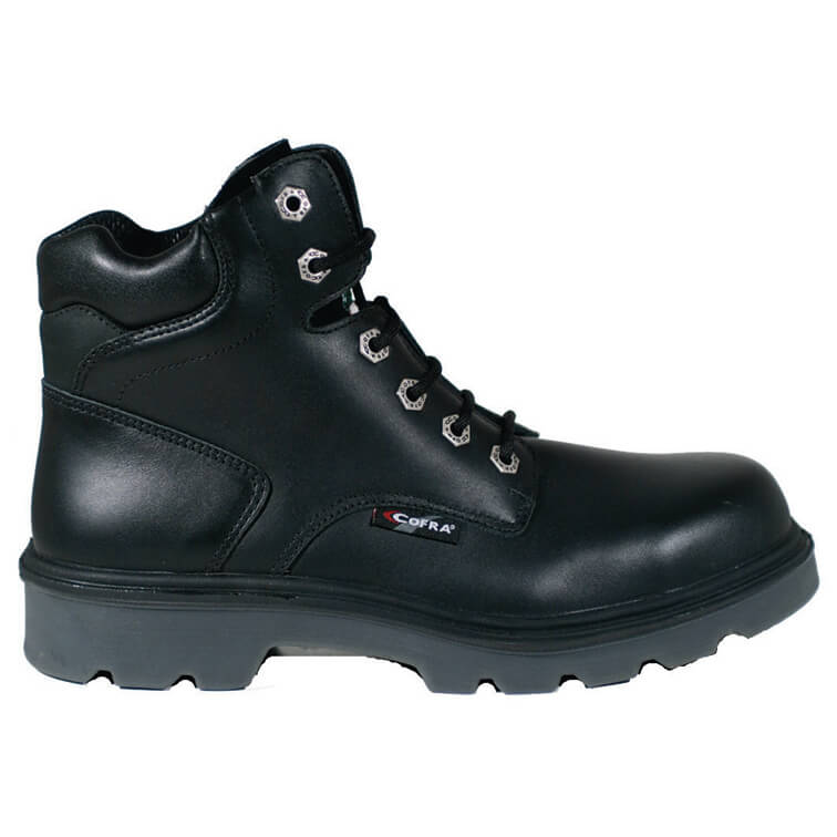 Cofra Leader Water Repellent Steel Toe Cap Antistatic BIS S3 Safety Boot