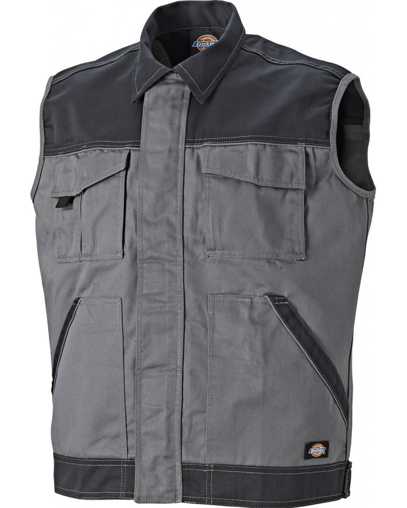 Dickies Industry 300 Two Tone Work Vest IN30020, Size - Large