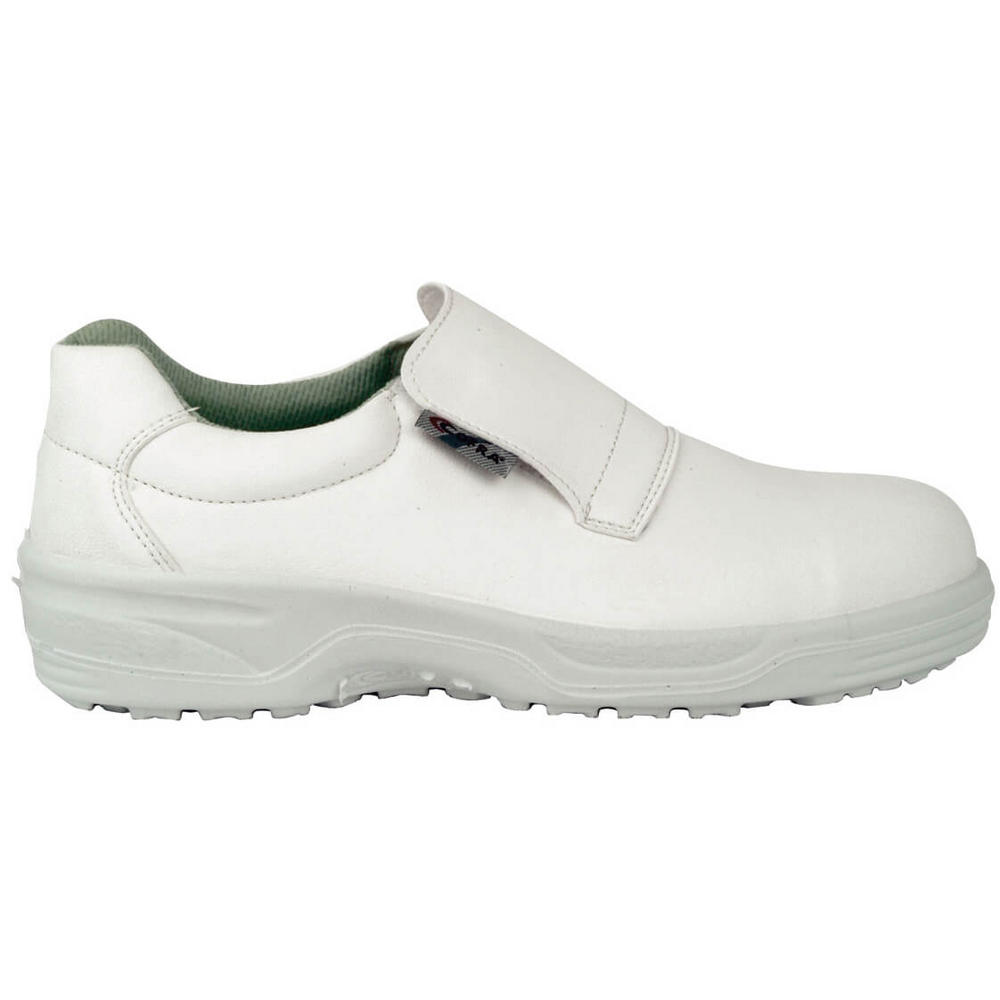 Cofra Nerone Unisex Slip Resistance S1 Safety Shoe White