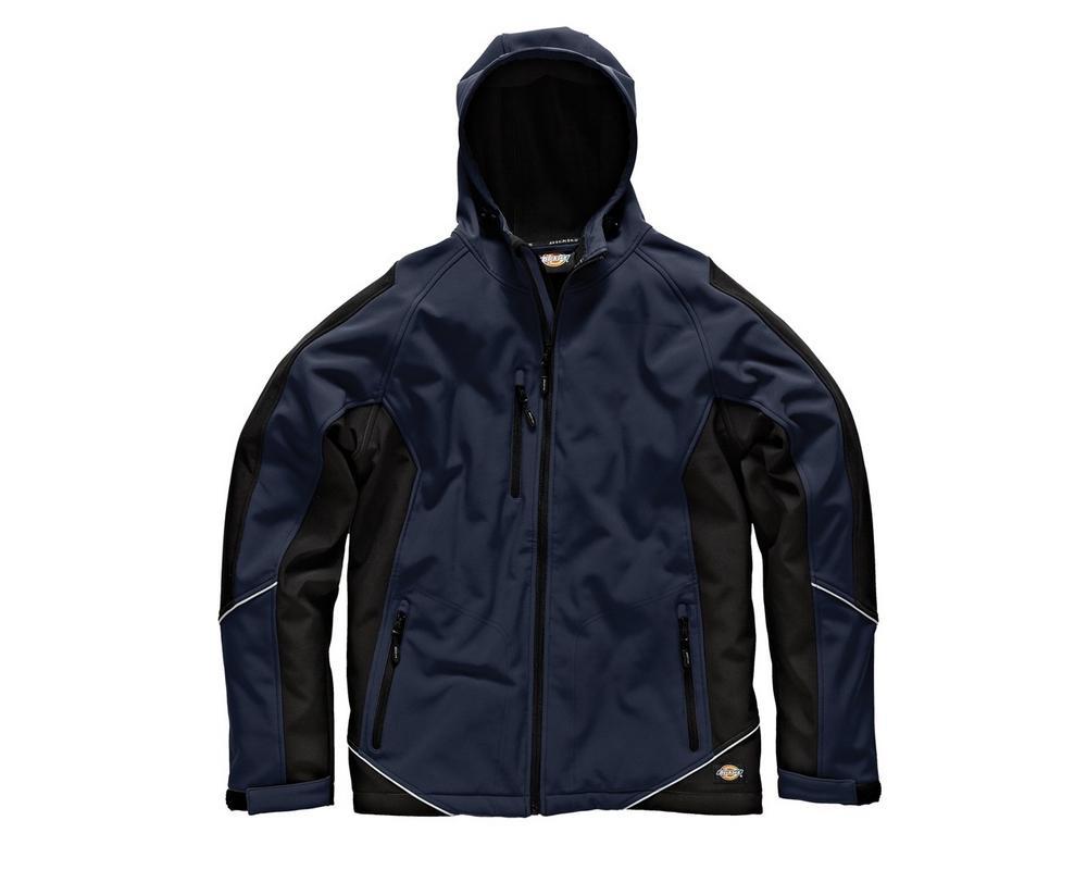 Dickies Two Tone Softshell Jacket JW7010