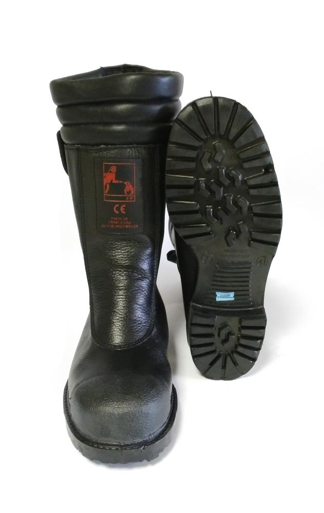 Arvello Fire fighters FB4 Flame Retardant Safety Boot