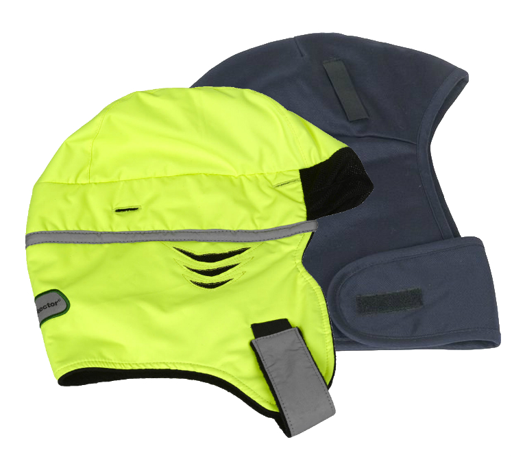 Scott Safety Thermal Helmet Liner Zero Hi Vis Hxzh