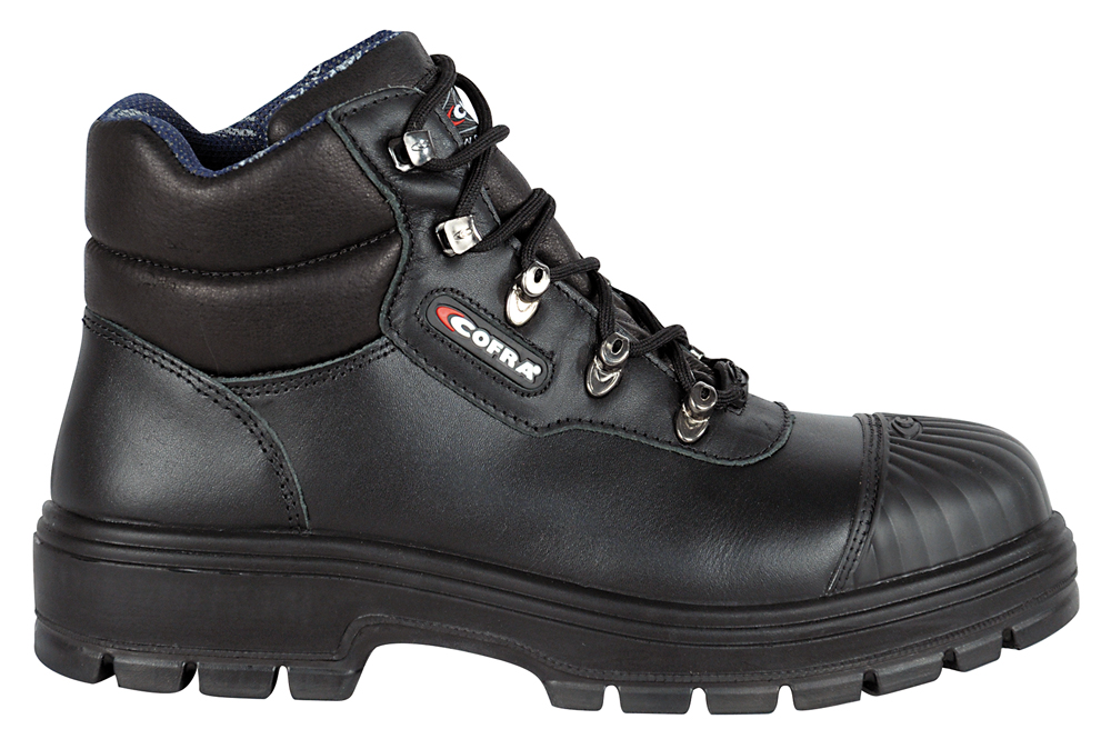 Cofra New Sheffield Lightweight Cut Resistant Protection S3 Cut Safety Boot