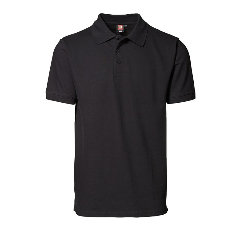 Id 0526 Pique Stretch Polo Shirt