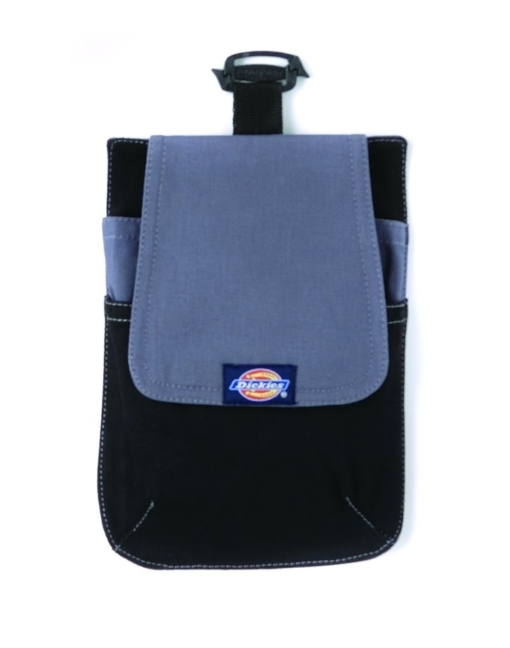 Dickies WD4990 Delta Accessory Pouch Navy & Black