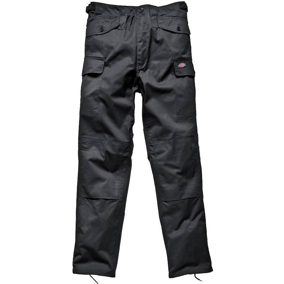 Dickies TR14400 Men Work Trousers Knee Pad Pouches Polycotton Combat Pants