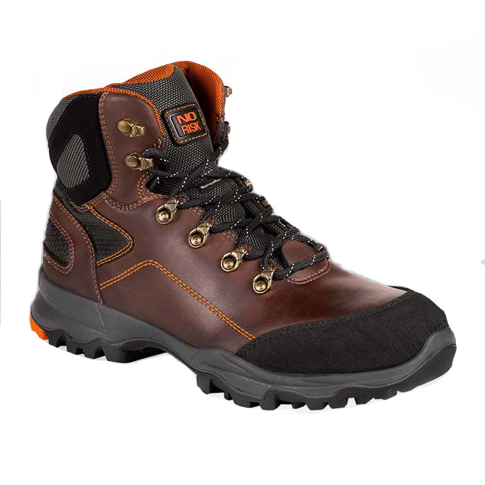 No Risk Voyager S3 Src Waterproof Safety Boot