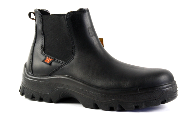 No Risk New Boston S3 Black Dealer Boot