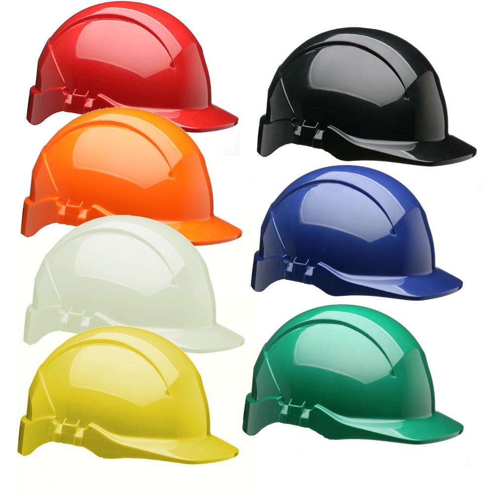 Centurion S09 Concept Roofer Helmet Full Peak, Light, Strong, Comfortable Headband