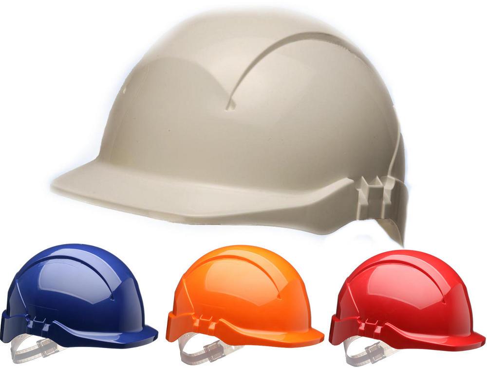 Centurion S08 Concept Roofer Safety Helmet Reduced Peak Secure Fit.
