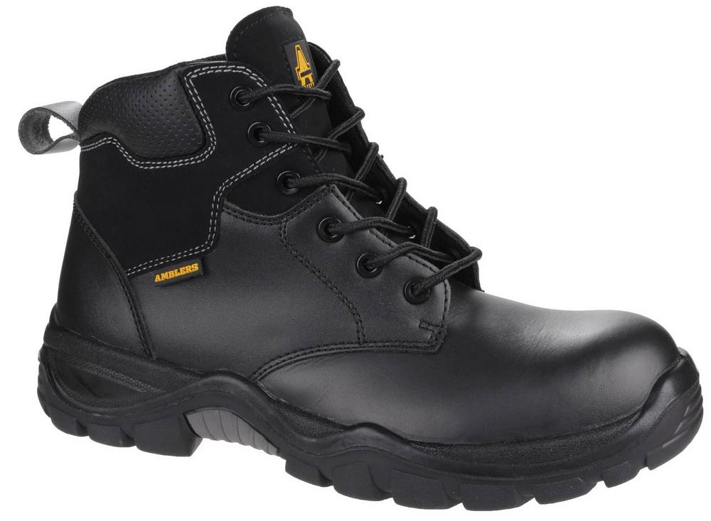 Amblers Safety As302C Preseli Non-Metal Lace Up Safety Boot HRO+SRA S3
