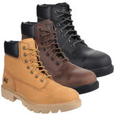 Timberland Pro Workwear Sawhorse Nubuck Lace Up Safety Boot P+SRC SB