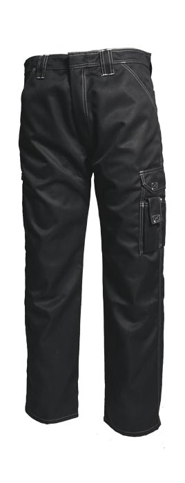 Tranemo Nomex Trousers 5450-84-03 Black Size 36