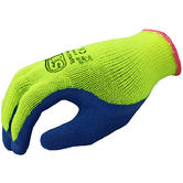 SuperTouch 61061-5 Topaz Ice Plus Thermal Blue/Yellow En511 Glove