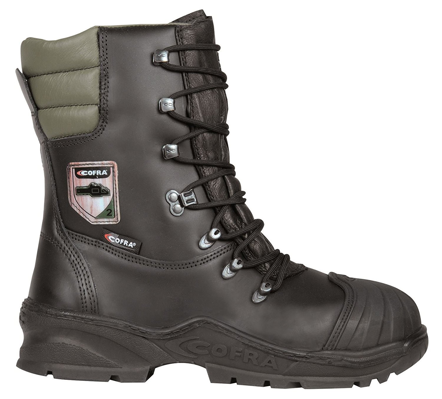 Cofra Power Chainsaw Protection Boots Class 2