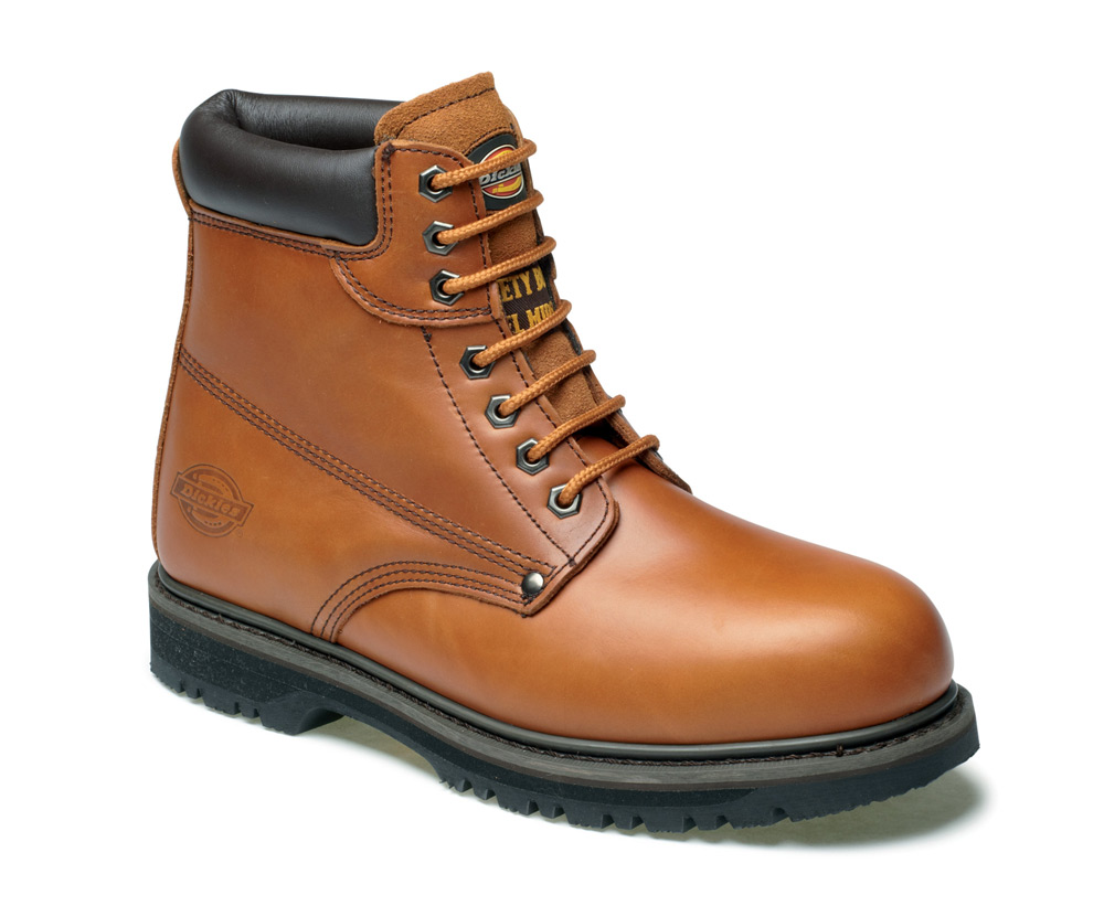 Dickies Fa23200 Cleveland Chestnut Boot