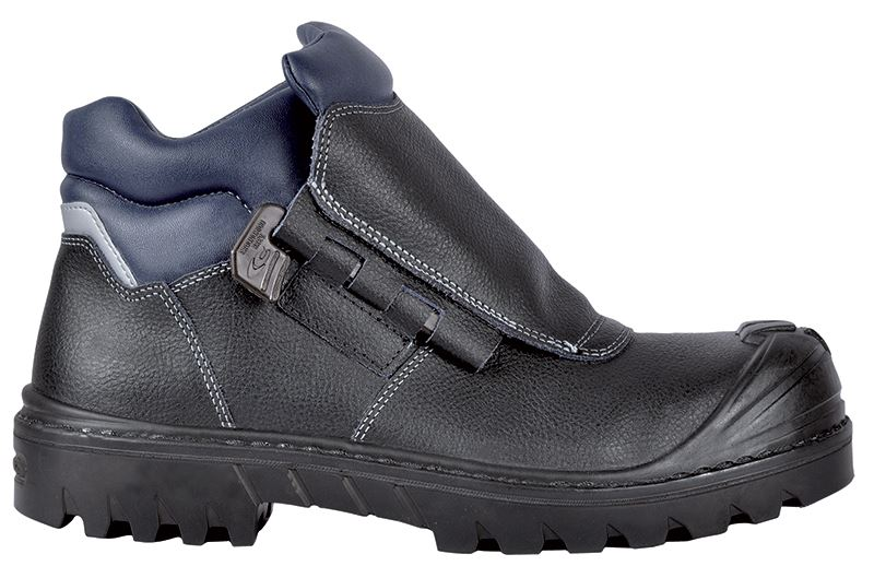 Cofra Solder Polyurethane Toe Cap Protection S3 Metatarsal Protection Boot