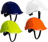 Portwest PS55 Endurance ABS Shell Unisex Safety Protection Helmet