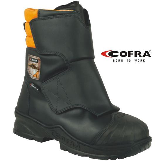 Cofra Strong Non-Metallic Chainsaw Protection Forestry Boots - Class 3