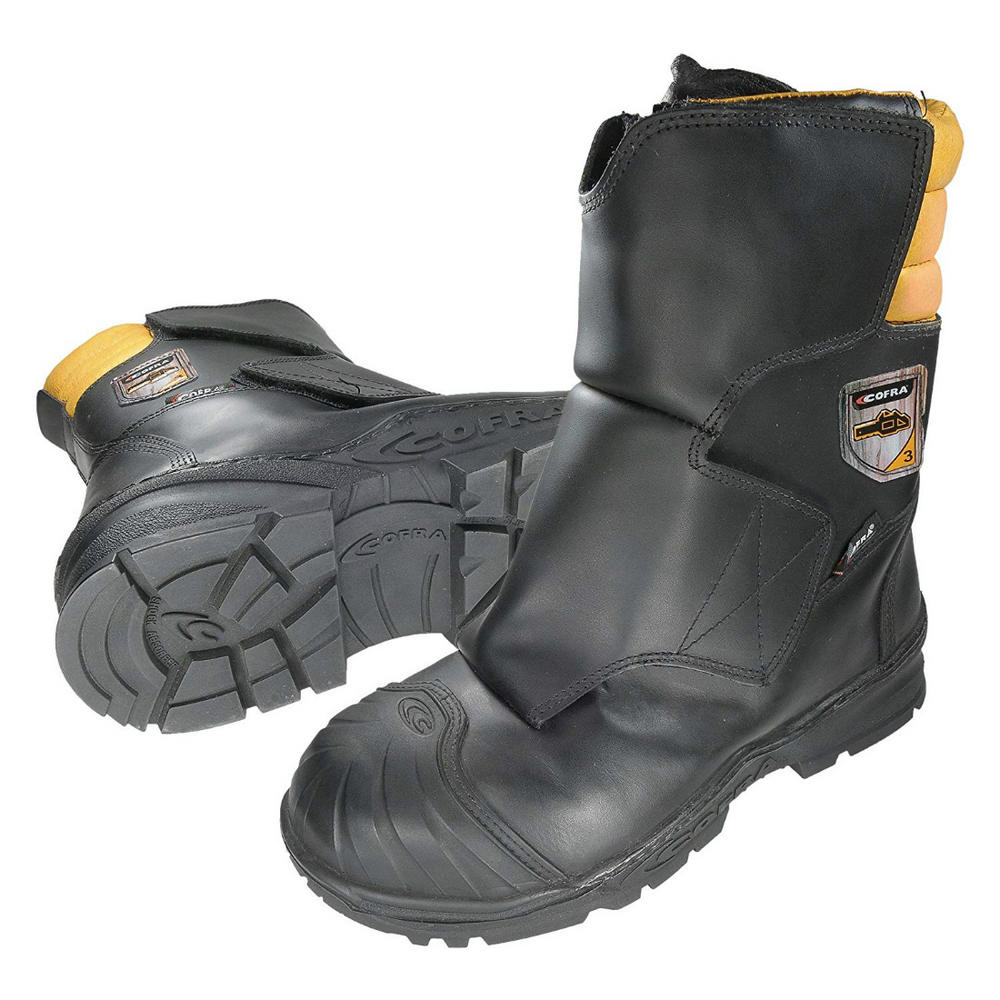 Cofra Strong 25580 Non-Metallic Chainsaw Protection Forestry Boots - Class 3