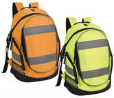 Shugon Rucksack Sh8001 Hi-Viz Rucksack Nylon Backpack 23 L