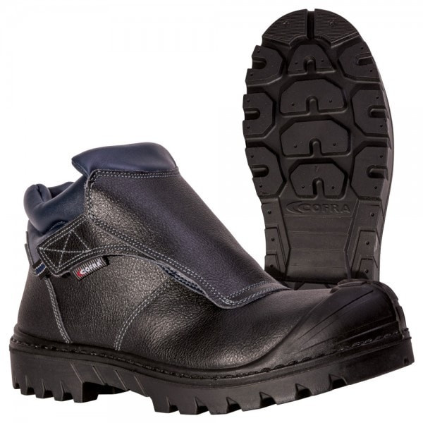 77b6c4ea38a Cofra Safety Boots - Welder Bis Non-Metallic S3 Safety Boot