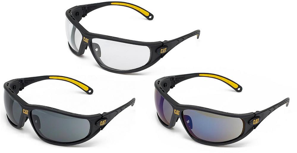 Caterpillar Tread Full Frame Safety Work Spectacle Glasses