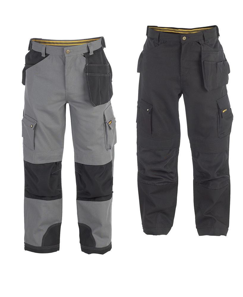 Caterpillar Cat® apparel C172 Trademark Men Work Trousers Polycotton Cargo Pants