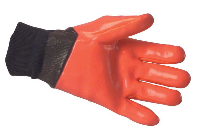 Ansell 23 491 Hi Vis Winter Thermal Gloves