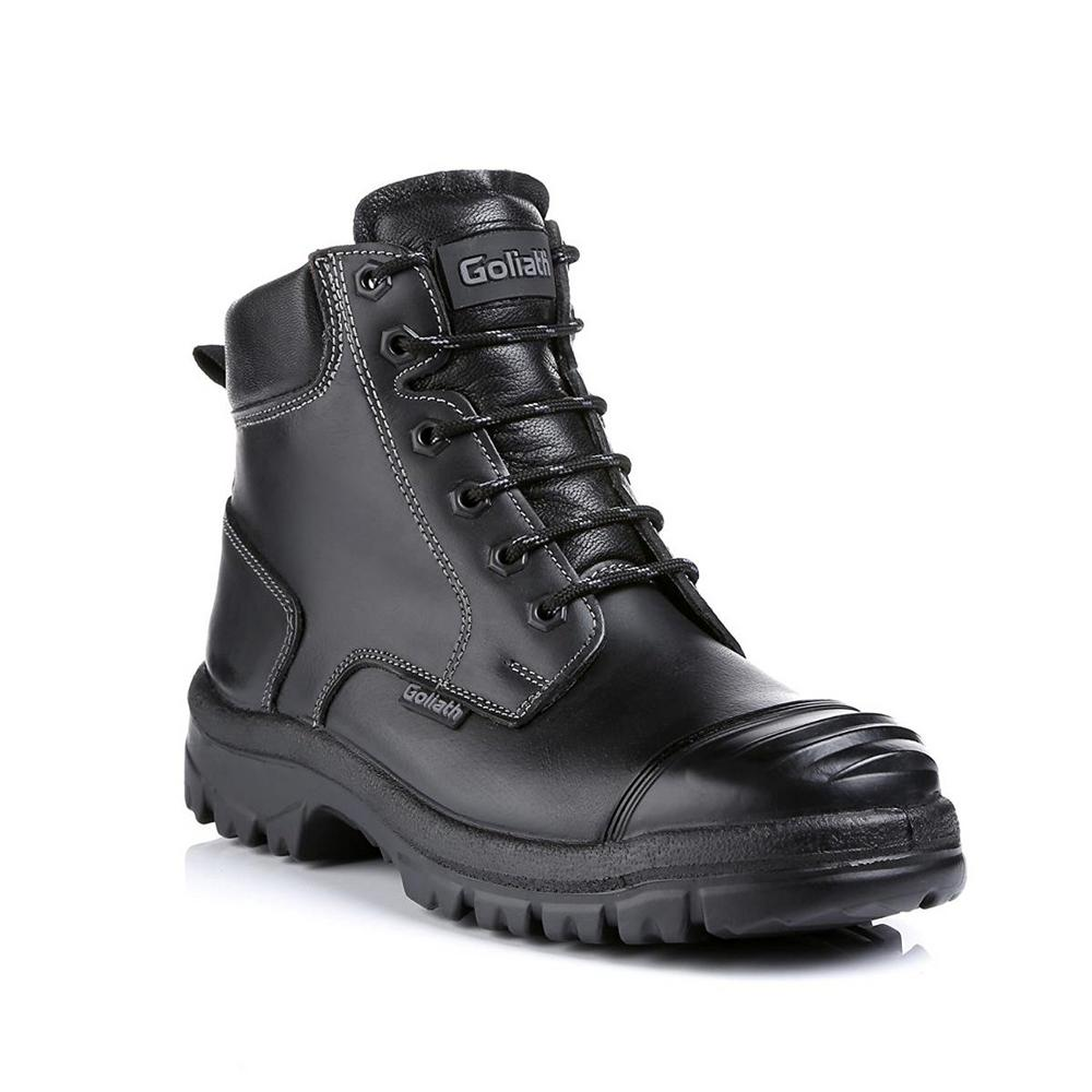 Goliath SDR10CSI Groundmaster Safety S3 CI HI HRO SRC Work Ankle Boots