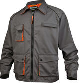 Delta Plus Panoply Mach2 M2VES Polycotton Driver Style Workwear Work Jacket