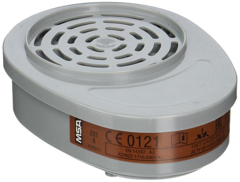 MSA 430371 A2 Chemical Cartridge for Advantage Respiratory Masks
