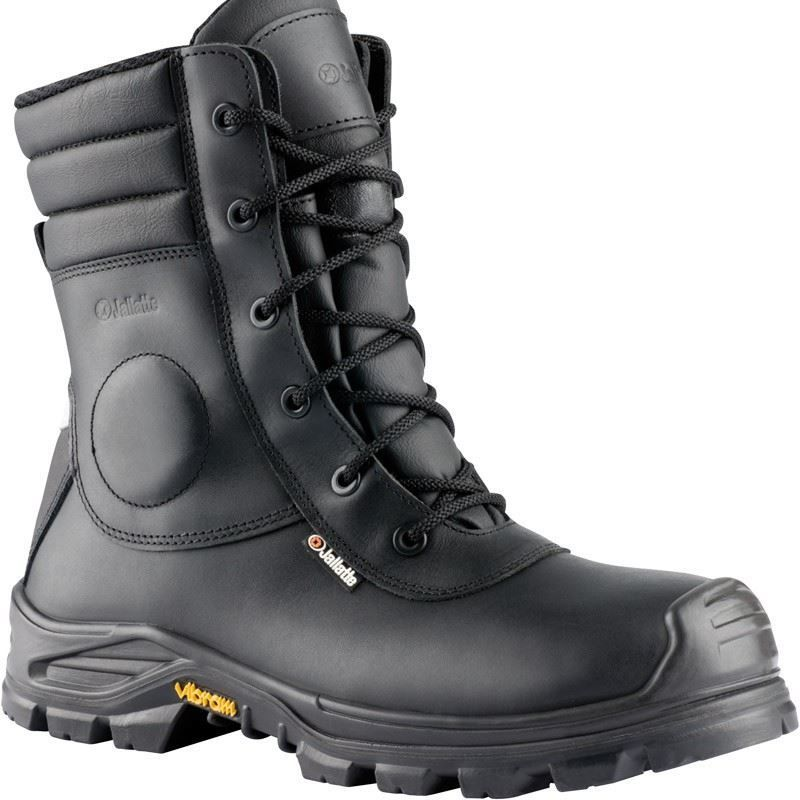 Jallatte Jalarcher JJV28 Metal Free Toe Cap & Midsole Safety Boot with Side Zip