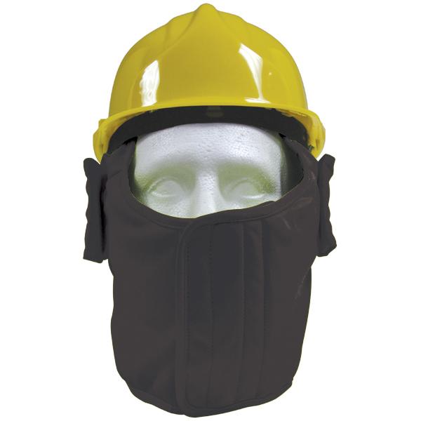 JSP AHV380 Cold Weather Helmet Warmer One Size Black