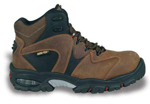Cofra Winchester Men Safety Waterproof Boots Metal Free Gore-Tex
