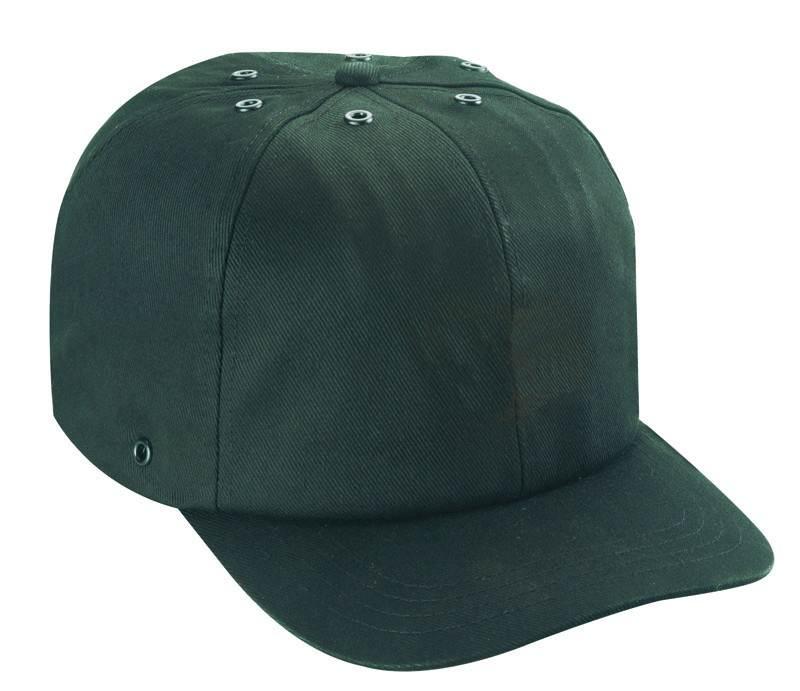 JSP Martcare Baseball Bump Cap Head Protection EN 812 Green